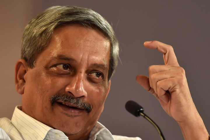 When Manohar Parrikar Personally Congratulated Army Officer Who Successfully Led Myanmar Surgical Strike