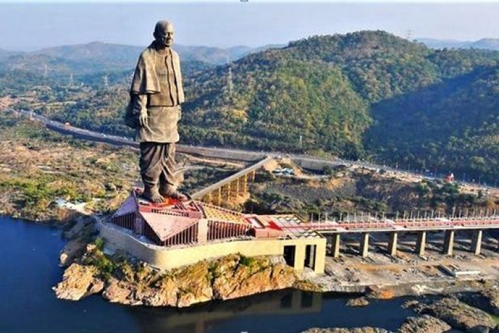 The Making Of The Statue Of Unity: An Untold Story
