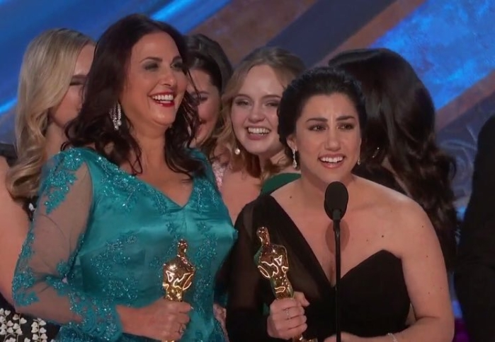 India-Set Short Film 'Period. End of Sentence' Wins Oscar At 91st Academy Awards