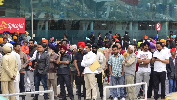 From Amritsar To Abroad: Foreign Air Traffic Witnesses 48 Per Cent Jump With Highest Ever Commuter Footfall