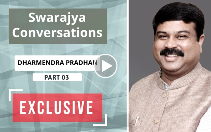 "[Watch] Dharmendra Pradhan: ""We Are Moving Towards Universalisation Of Clean Cooking Fuel In India"""