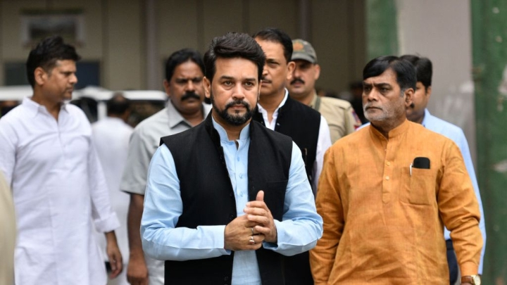 MoS Finance Anurag Thakur Announces New Cricket, Sports Academy In Leh, To Benefit Athletes From The Region