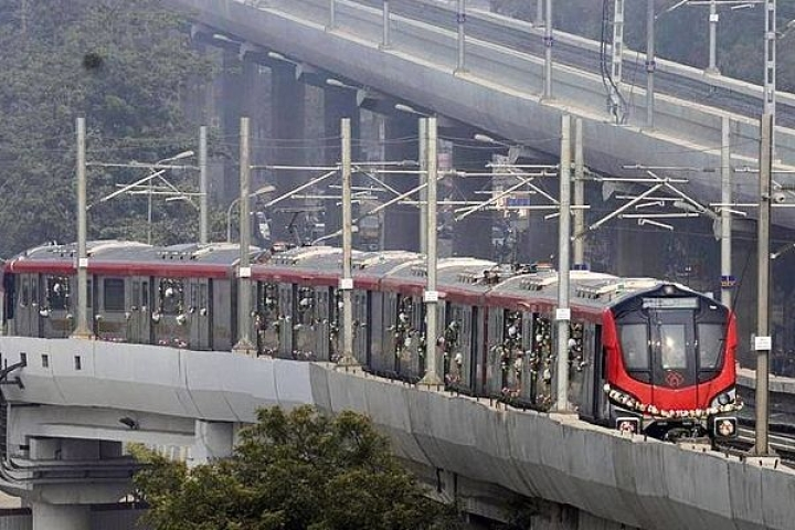 Centre's Nod For Metro In Agra, Kanpur: LMRC Reconstituted As Uttar Pradesh Metro Rail Corporation