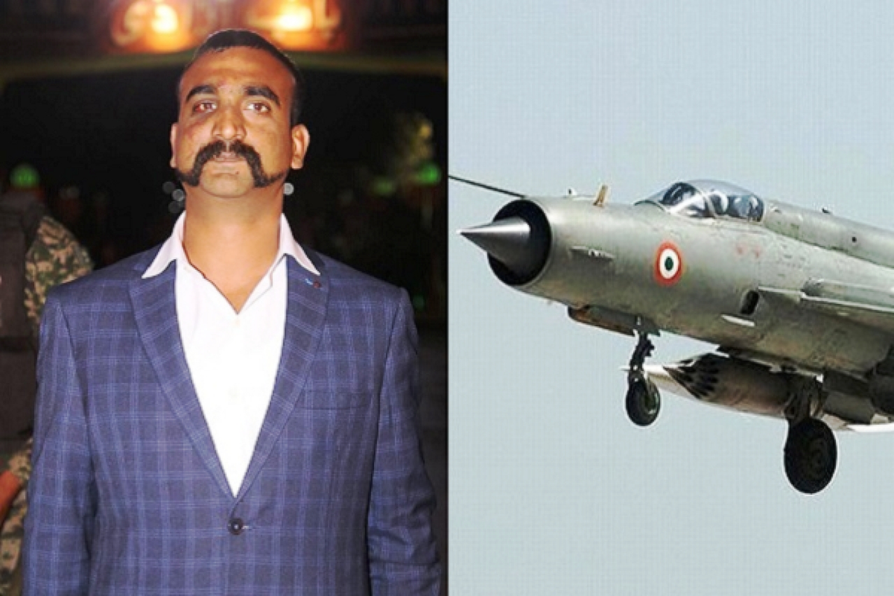 Wing Commander Abhinandan Resumes Flying MiG-21 After Receiving Medical Clearance