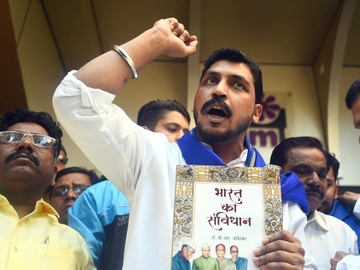 Bhim Army Chief Does U-Turn: Chandrashekhar Azad Withdraws Candidature Against PM Modi In Varanasi