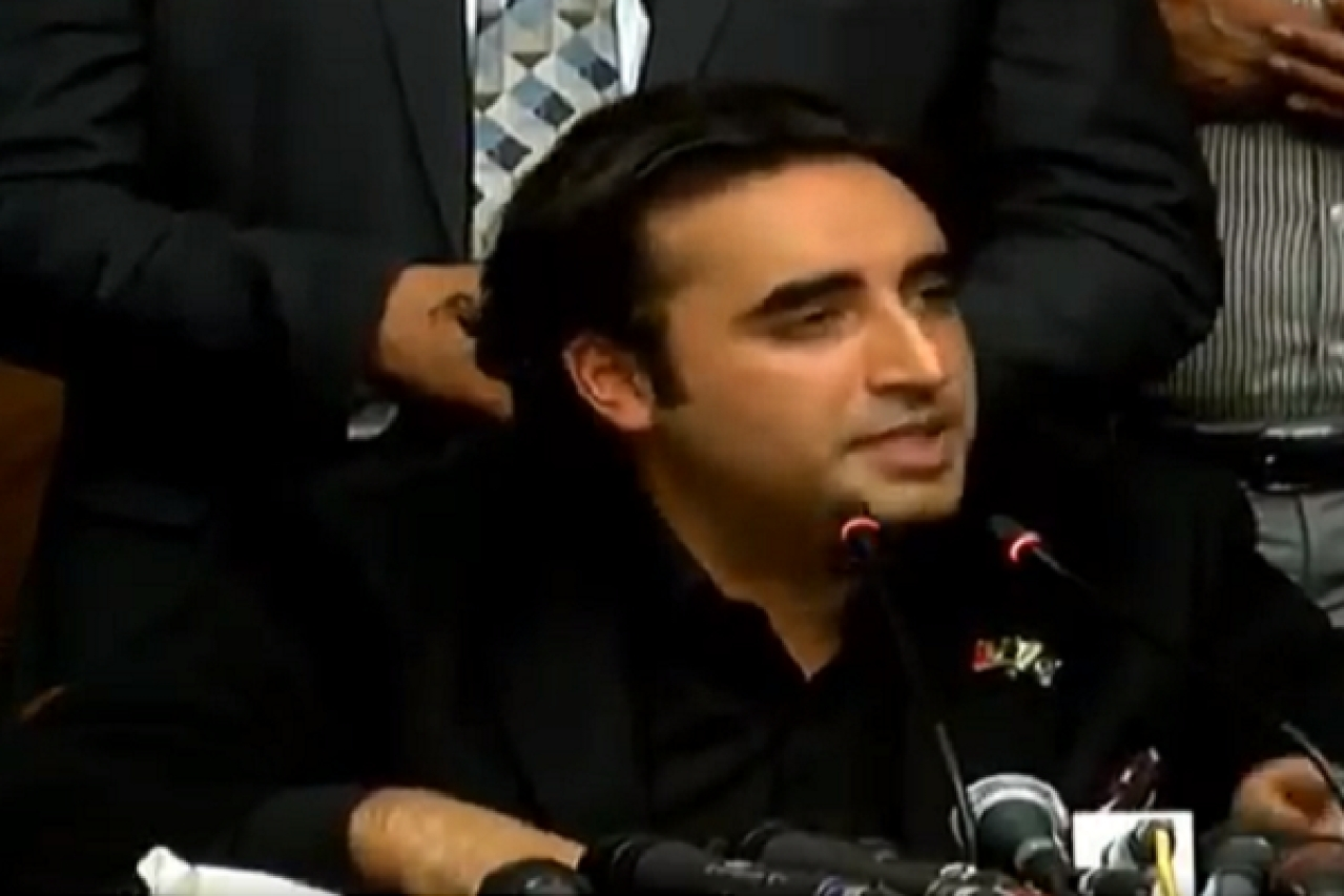 'Why No Action Against Terrorists Attacking Foreign Countries?' PPP Chief Bilawal Bhutto Lambasts Pakistan