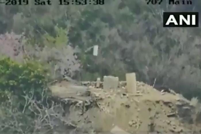 Watch: Indian Army Destroys Pakistani Border Base In Jammu's Akhnoor Sector