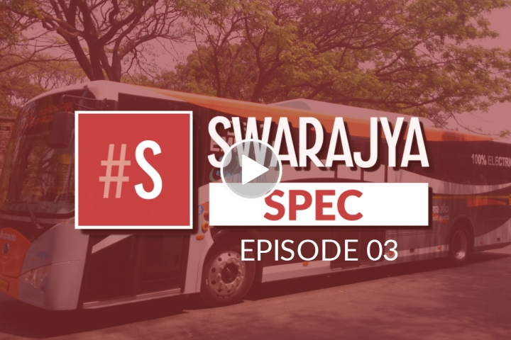 Swarajya Spec: India's March Towards Electric Mobility Continues To Gain Steam