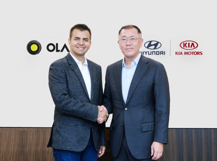 'Funding Andre, Korean Funding': Hyundai, Kia, Come Together To Invest In Ola; Mobility Business All Set To Transform
