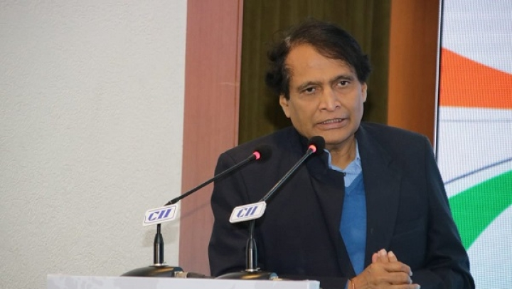 Fully Committed To Launching Civilian Flights From Ratnagiri's Defence Airport, Says Minister Suresh Prabhu