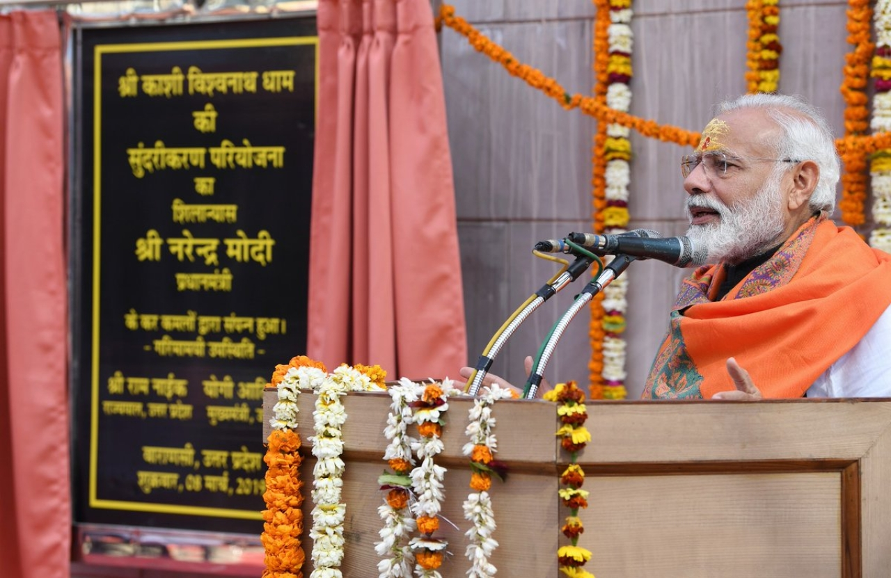 Kashi Vishwanath Temple That Braved Multiple Assaults Of Invaders Gets Ganga-Connection As PM Modi Lays Foundation Stone