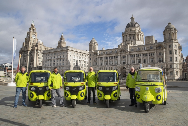 Bajaj Auto-Rickshaws To Soon Cruise The Roads Of Liverpool; Ola UK Launches 'Tuk Tuk' Service