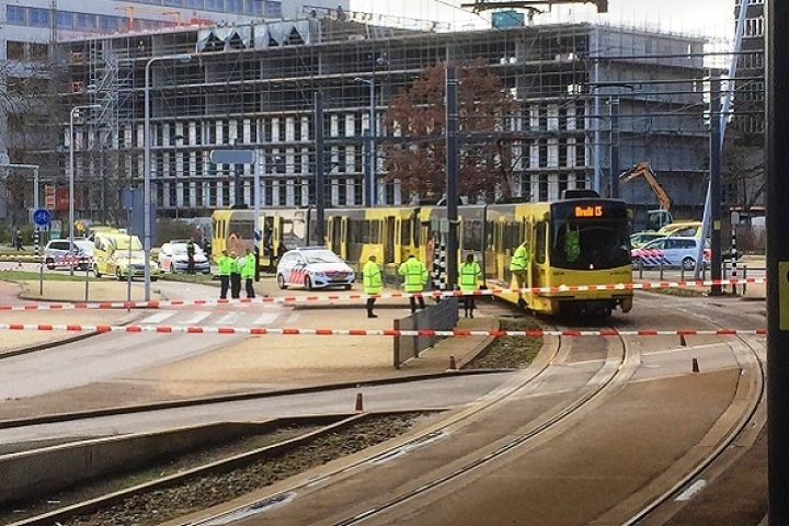 Mass Shooting Reported At Tram Station In Dutch City Of Utrecht; Several Injured, Gunman Still At Large