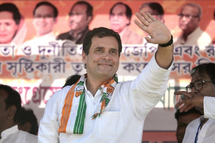 Rahul Gandhi Under Fire Over Allegations Of  Disproportionate Assets, Scam Income, Shady Land Deals