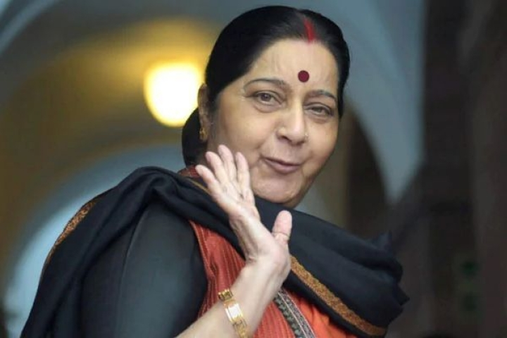 While India Waits For Election Results, Work Continues For Sushma Swaraj; Leaves For SCO Meet In Kyrgyzstan
