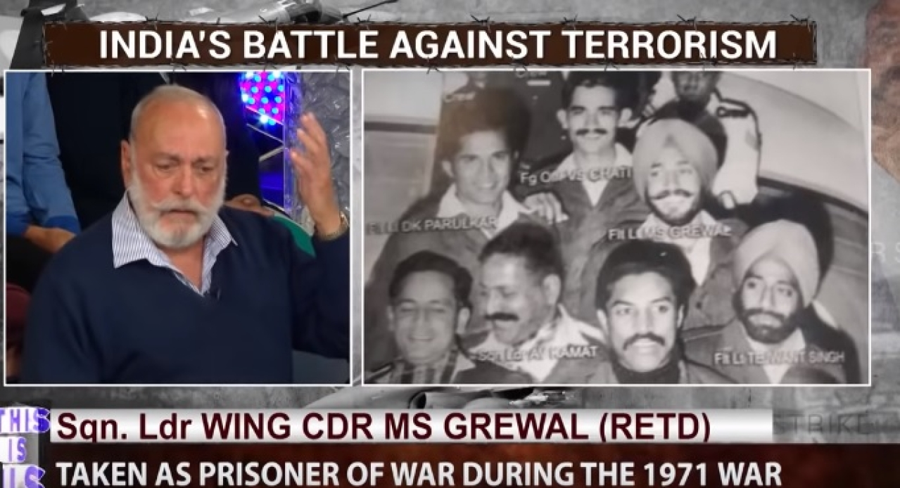 'In The Pakistani Psyche, There is A Great Hatred For Hindus,' Reveals 1971 Indian Air Force War Veteran