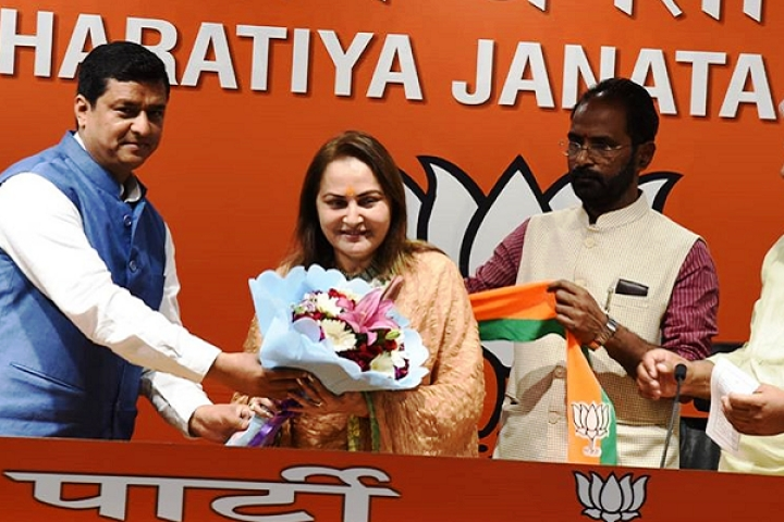 Case Filed Against SP Leader For Making Derogatory, Sexist Comments Against BJP Leader Jaya Prada