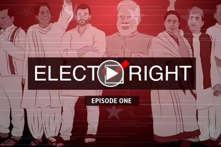 [Watch] Elect Right 2019: Alliance Games – BJP Races Ahead While Mahagathbandhan Looks To Put House In Order
