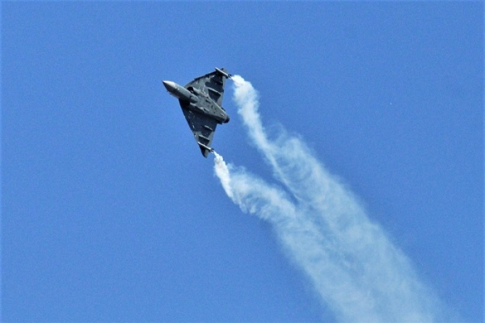 Indian Air Force's LCA Tejas To Soar In Malaysian Skies; Jet Leaves Indian Soil To Participate In Langkawi Air Show