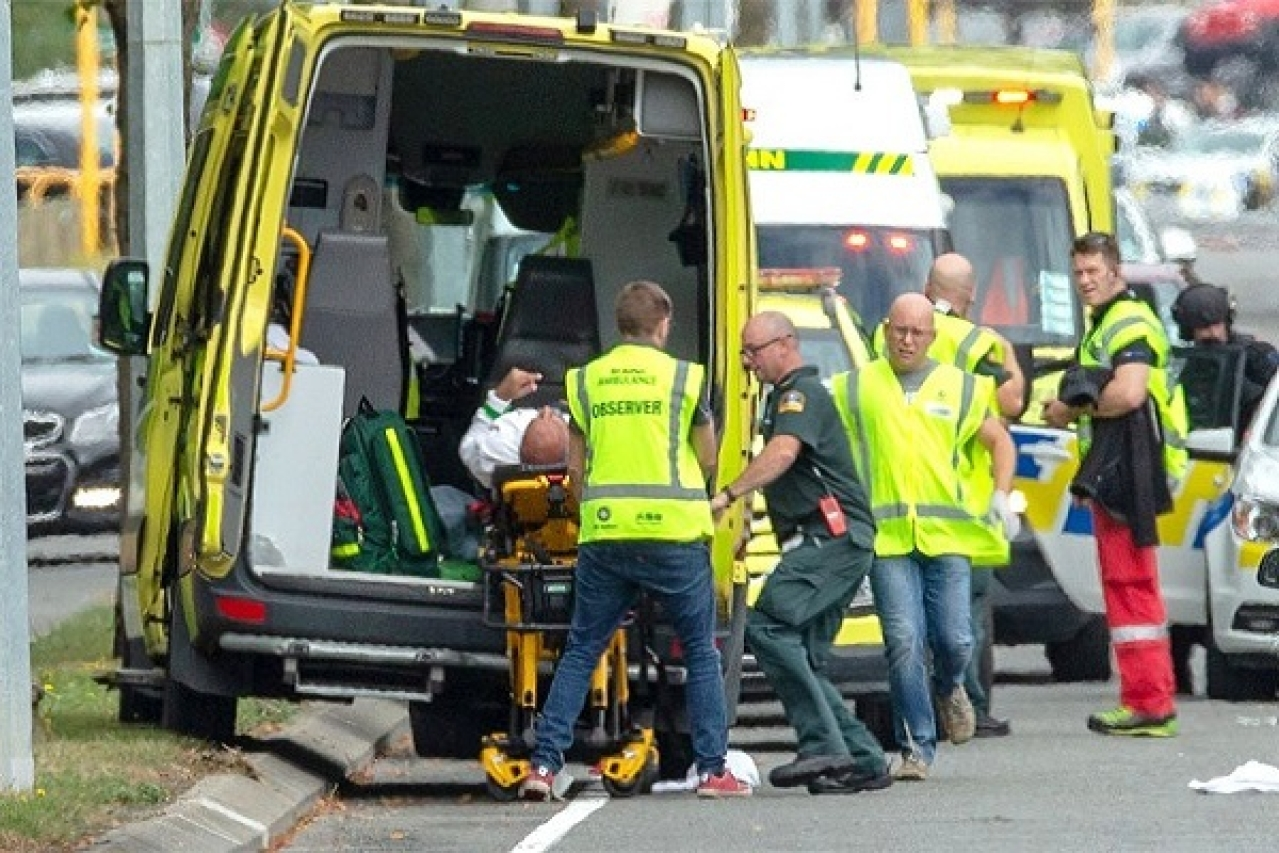New Zealand Mosque Mass-Shooting: With Death Toll Touching 49, Authorities Arrest Four Suspects