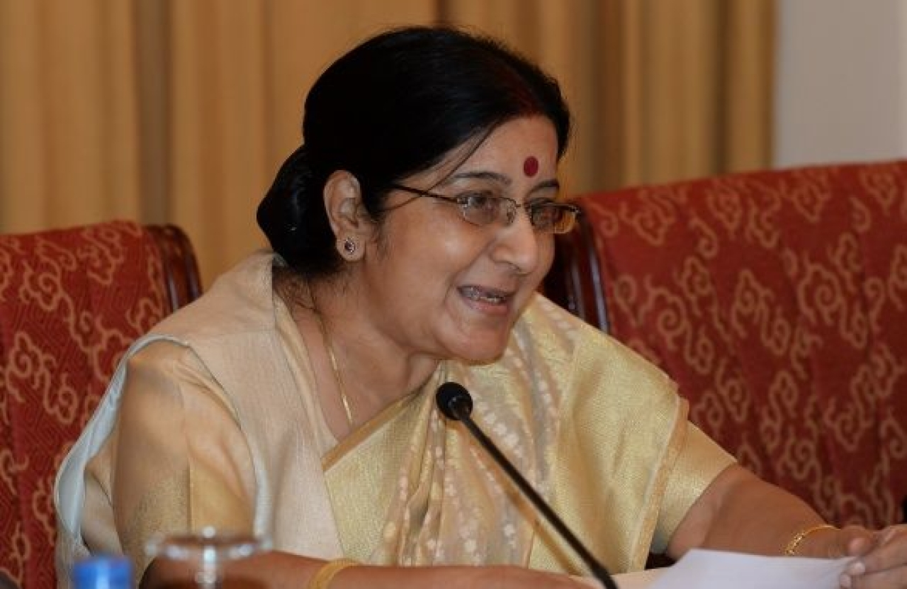Indian Man Dead, Wife Injured In Munich Stabbing Attack By Immigrant: External Affairs Minister Sushma Swaraj