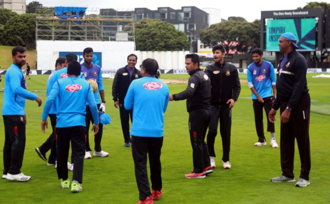 """Alhamdulillah Allah Saved Us Today While Shooting In Christchurch "" - Bangladeshi Cricketers Narrowly Escape NZ Mosque Massacre"