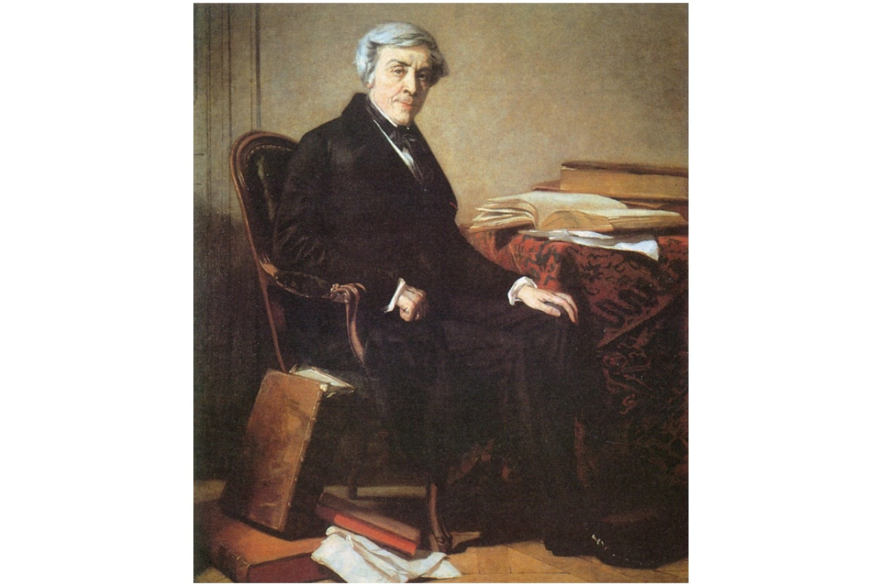 Jules Michelet (Wikimedia Commons)