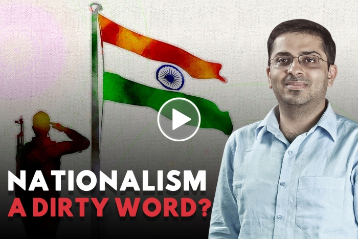 """Why Is """"Nationalism"""" A Dirty Word?"""