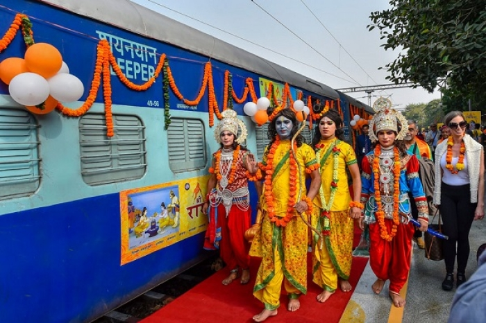 Following Successful Run In 2018, Indian Railways Set To Reintroduce Ramayana Circuit Tours