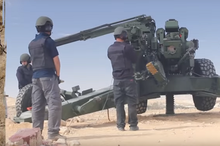Israeli Firm Elbit Systems' ATHOS 2052 Bid Emerges As Winner In Indian Army's Towed Artillery Competition