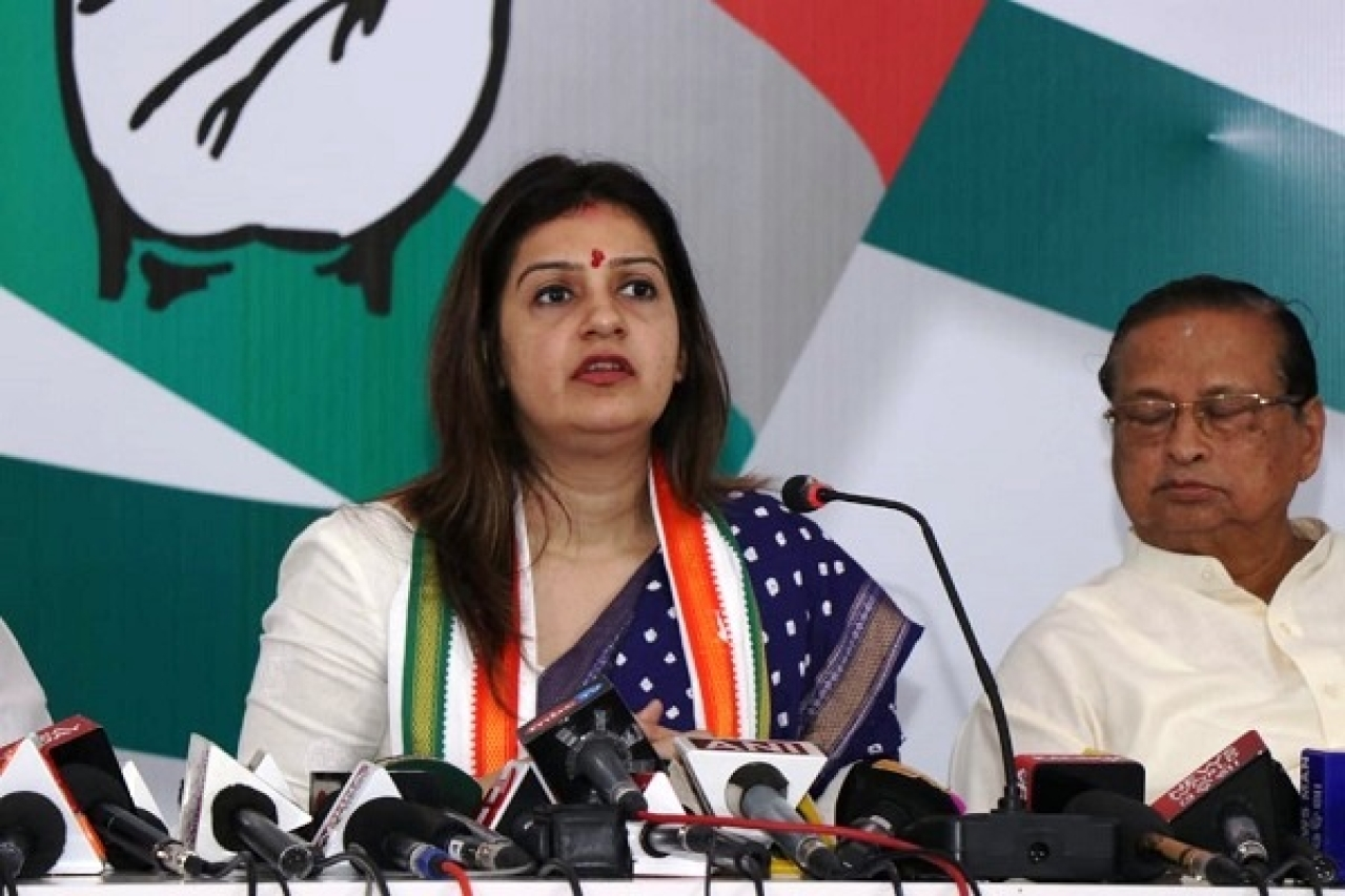 Priyanka Chaturvedi Quits Congress After Complaint Against Party Leaders Goes Ignored; To Join Shiv Sena Today