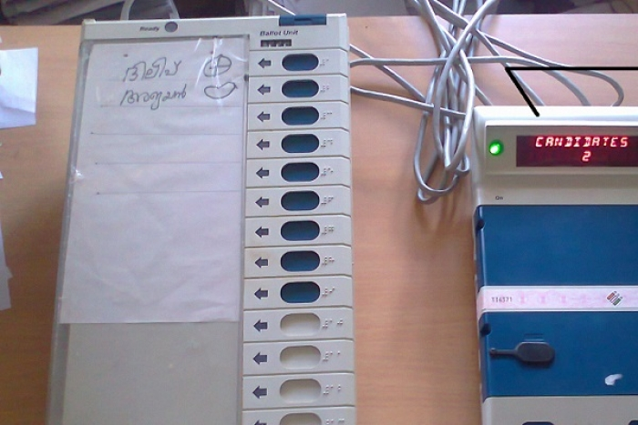 Congress Winning In MP, Rajasthan Was Conspiracy To Make People Believe In EVMs, Claims Party Leader