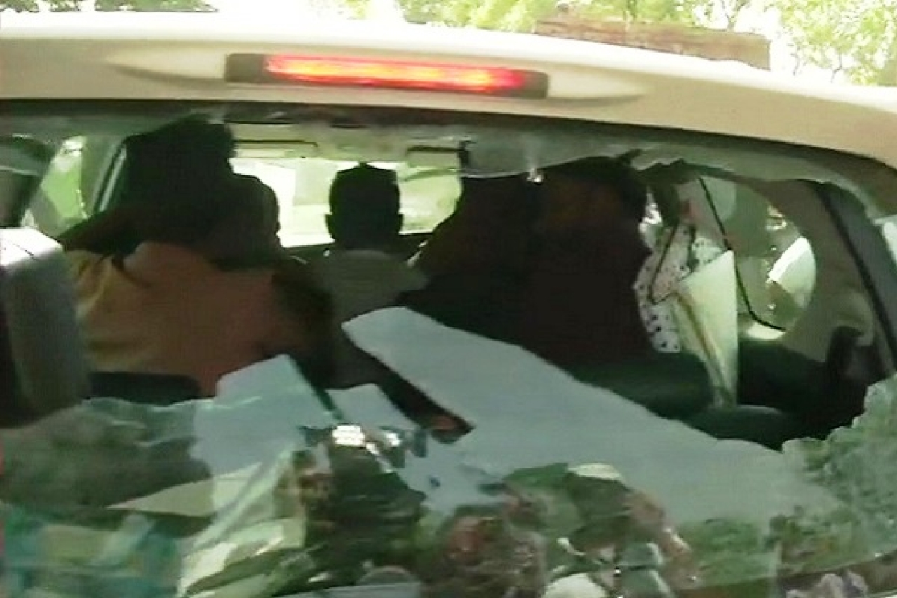 BJP MP Babul Supriyo's Car Vandalised In Asansol; Rigging, Booth Capturing Reported From Bengal