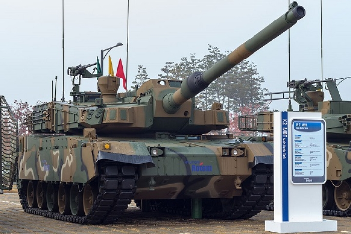 Hyundai Rotem Ready To Manufacture 2,000 Future Ready Combat Vehicles In India To Replace Indian Army's T-72 Tanks