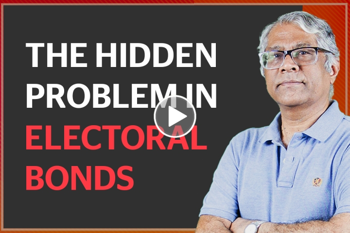 Electoral Bonds: Where The Problem Really Lies
