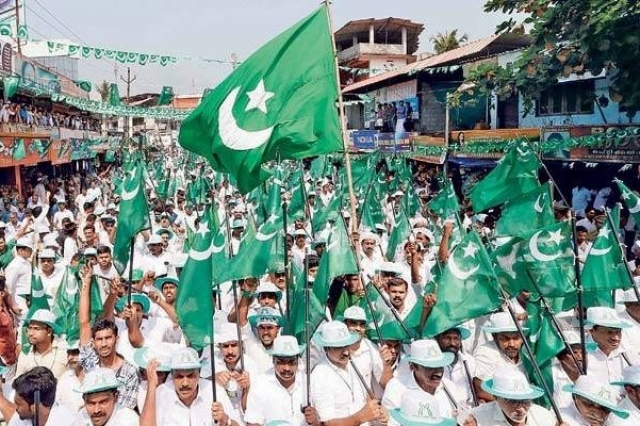 Fearing Backlash, Congress Tells Muslim League Supporters Not To Carry Green Flag During Rahul Gandhi's Wayanad Rally