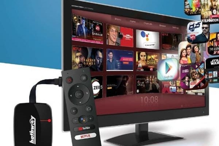 Hathway Subscribers To Get Free Play Box Android TV Device After Opting For Long-Term Broadband Plans