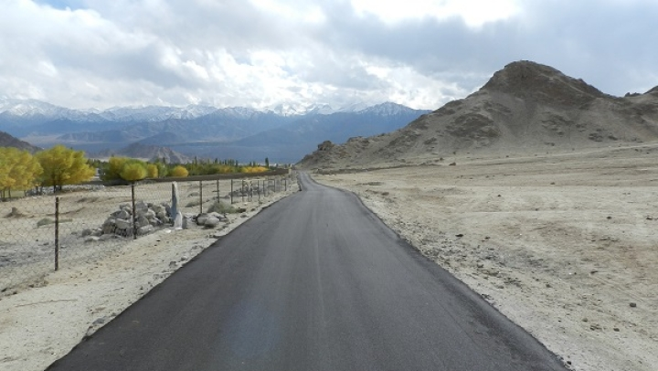 Critical 255 Km Road Connectivity To Leh Complete; Previous Rs 320 Crore UPA Effort Failed Due To Bad Planning