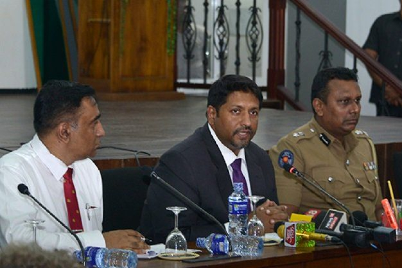 India  Assisting In Suicide Attacks Probe From The Beginning: Sri Lanka's Deputy Defence Minister Wijewardene