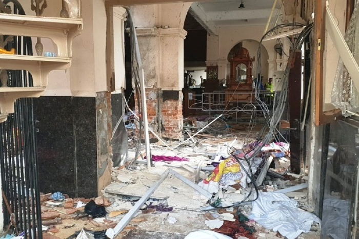 Four JD(S) Workers Die In Colombo Terror Attack Confirms H D Kumaraswamy, Three Others Missing