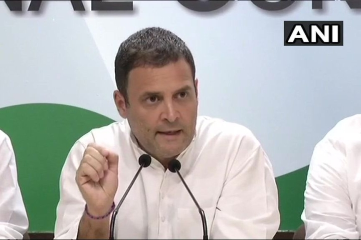 SC Issues Notice To Congress President Rahul Gandhi For Attributing Fake Rafale Quotes To Apex Court