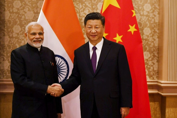 Post Indian Boycott, Chinese Map At Belt And Road Initiative Summit Shows Arunachal, All Of J&K As Part Of India