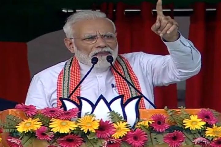 PM Modi Asks Congress Leaders To Explain Their 'Love' For Article 370 To Families Of Jawans Martyred In J&K