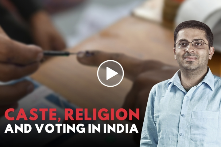 Why Preventing Candidates From Asking Votes On The Basis Of Caste, Religion Is Not In Our Interest