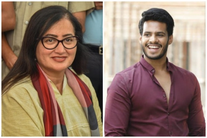 Elections 2019: Sumalatha Leads Dynast Nikhil Kumaraswamy From Mandya Seat By 3000 Votes In A Close Contest