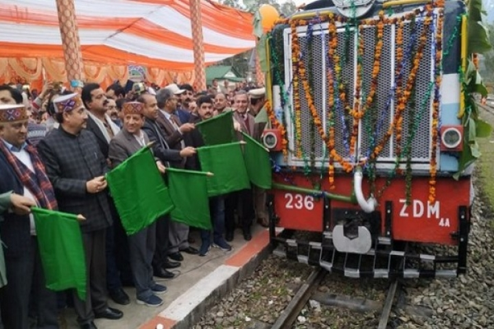 Train Which Never Came Back: Baijnath-Pathankot Express Flagged Off In February Never Returned Back To Baijnath