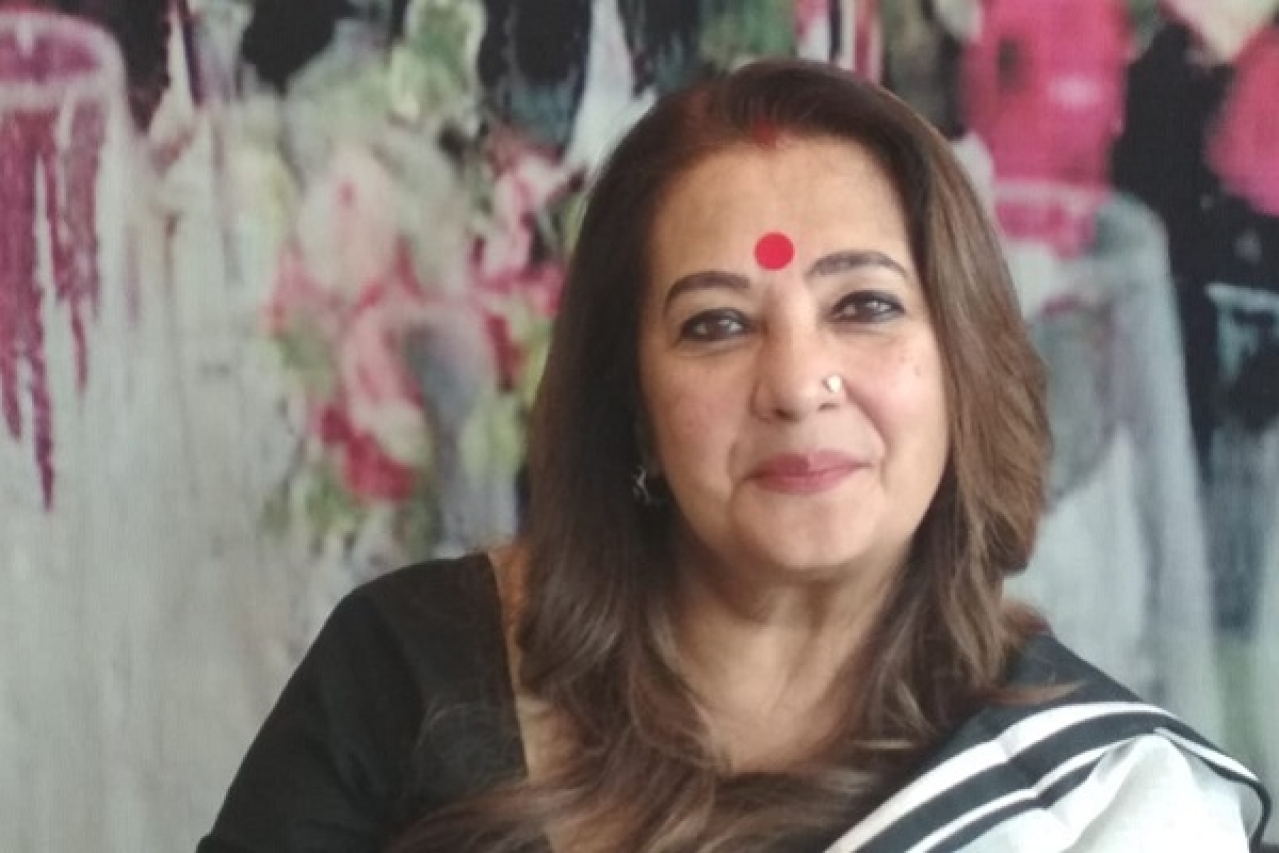 TMC Candidate Moon Moon Sen Threatens, Abuses TV Anchor For Asking Tough Questions; Walks Out