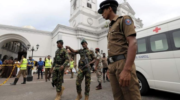 Sri Lanka: Suspended Top Cop, Former Def Secy Arrested On Charges Of Ignoring Intel Before Easter Bombings