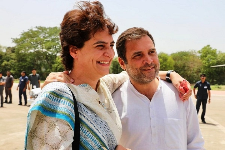 Rahul Gandhi Skips First Day Of 17th Lok Sabha; Stays At Home With Sister Priyanka, Haryana Leader Kuldeep Bishnoi