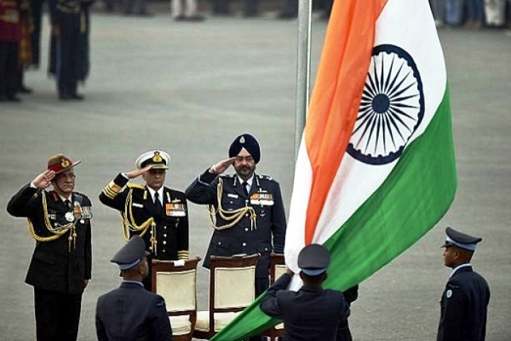 All Of India's Future Armed Conflicts Would Be Jointly Executed By Indian Army, Navy And Air Force